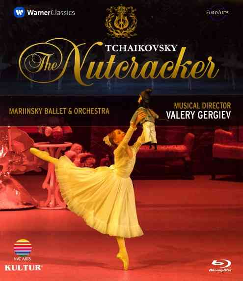 NUTCRACKER BY SOMOVA,ALINA (Blu-Ray)